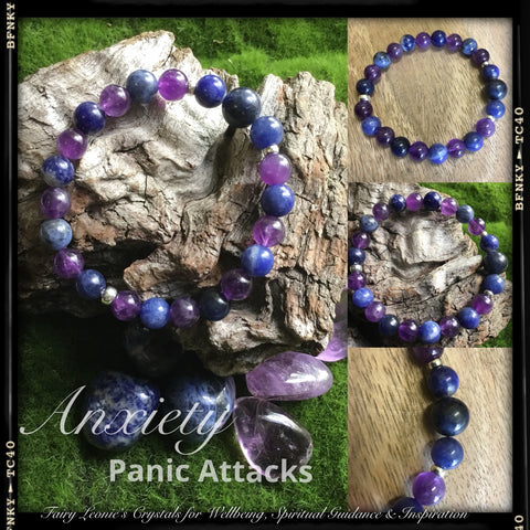 PANIC ATTACK & ANXIETY Bracelets