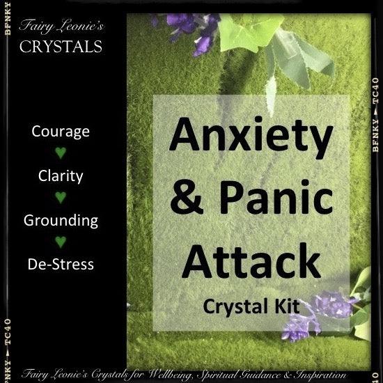 FAIRY LEONIE'S ANXIETY & PANIC ATTACK ULTIMATE EMERGENCY KIT