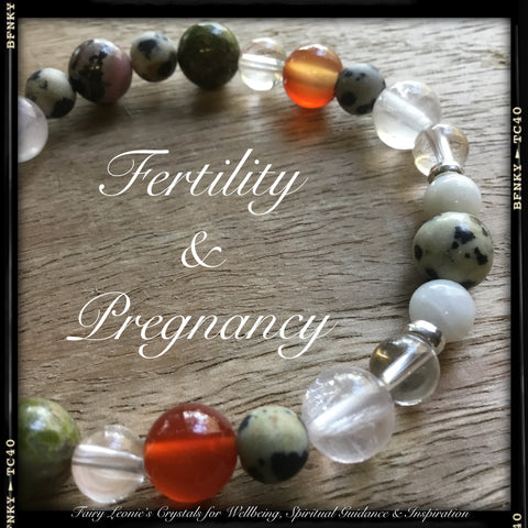 FERTILITY & PREGNANCY Bracelets