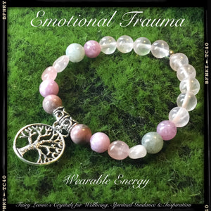 EMOTIONAL TRAUMA Bracelets