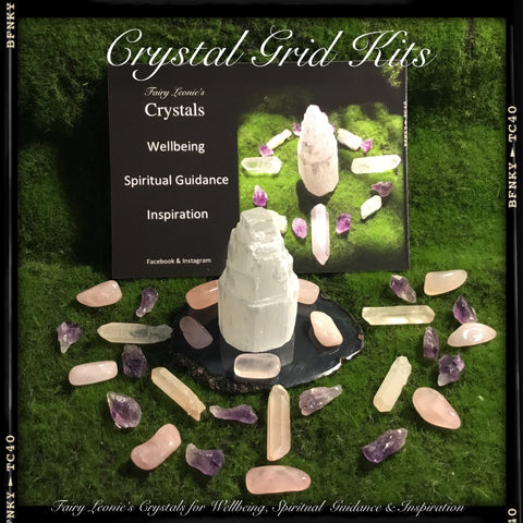 MULTIPURPOSE Crystal Grid Kit