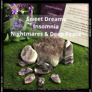 "Amethyst ""SWEET DREAM"" Ultimate Deluxe Set"