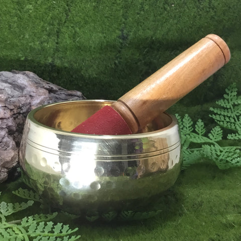CLEANSE AND PURIFY- Small Singing Bowls