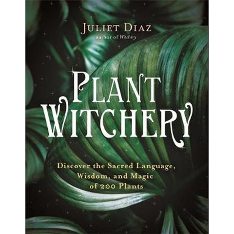 Plant Witchery Book