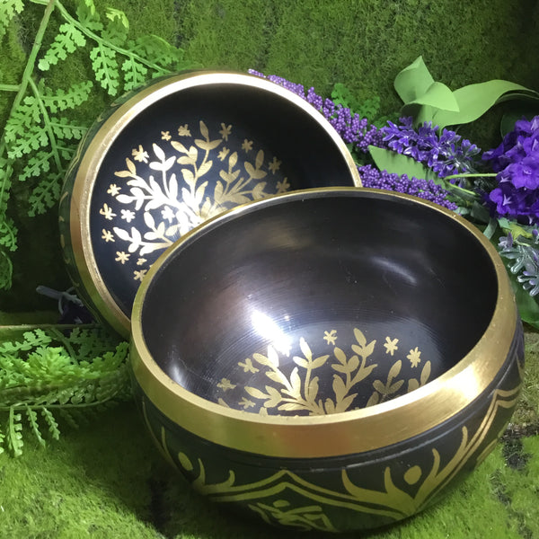 CLEANSE AND PURIFY- Tree of Life Singing Bowls
