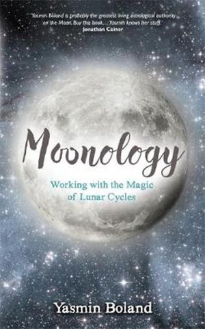 SACRED SPACE-Home Decor. Moonology Paperback Book