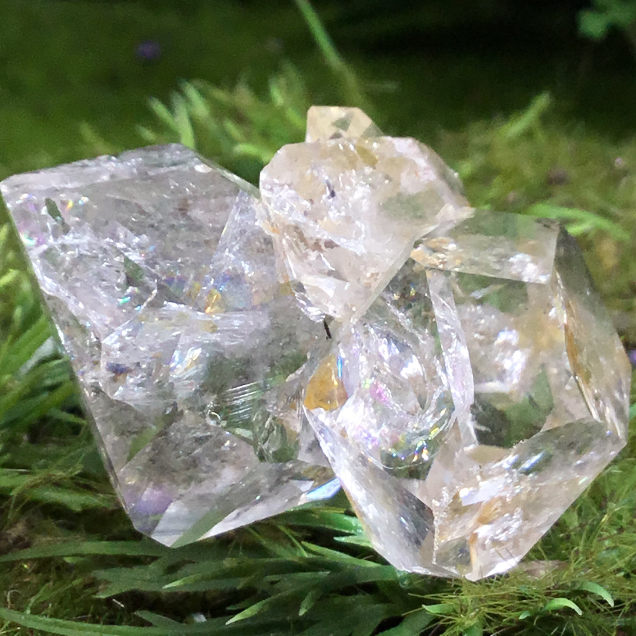 UNEARTHED TREASURE- Herkimer Diamond Extra Grade #005