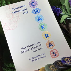 JOURNEY THROUGH THE CHAKRAS- Book