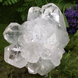 UNEARTHED TREASURE AAA Grade Apophyllite Cluster #3