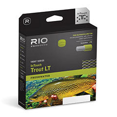 In Touch Trout LT Fly Line WF