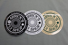 Arricks Fly Shop decal