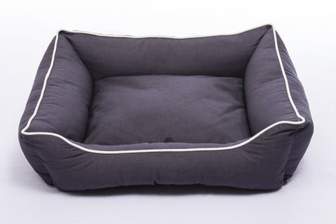 dog beds, lounger beds, lounger, repelzit, repelz-it, nano treatment, Pebble Grey