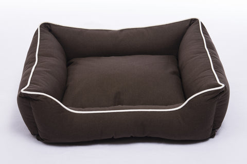 dog beds, lounger beds, lounger, repelzit, repelz-it, nano treatment, Espresso