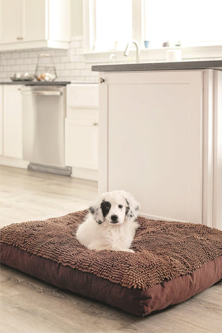 Dirty Dog Rectangle Bed