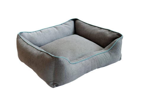 Chenille Collection Lounger Bed