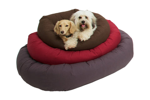 dog bed, donut bed for dogs, round beds, repelzit, repelz-it, nano technology, nano treatment