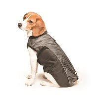 repelz-it, dog jacket, repelzit, 3 season jacket, nano protection, reflective dog jacket