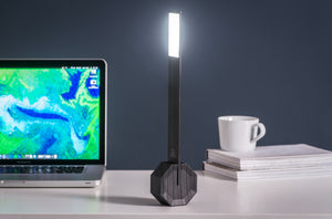OCTAGON ONE DESK LAMP by Gingko - BLACK
