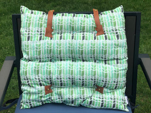 Multi-Purpose Cushion - 301 Green