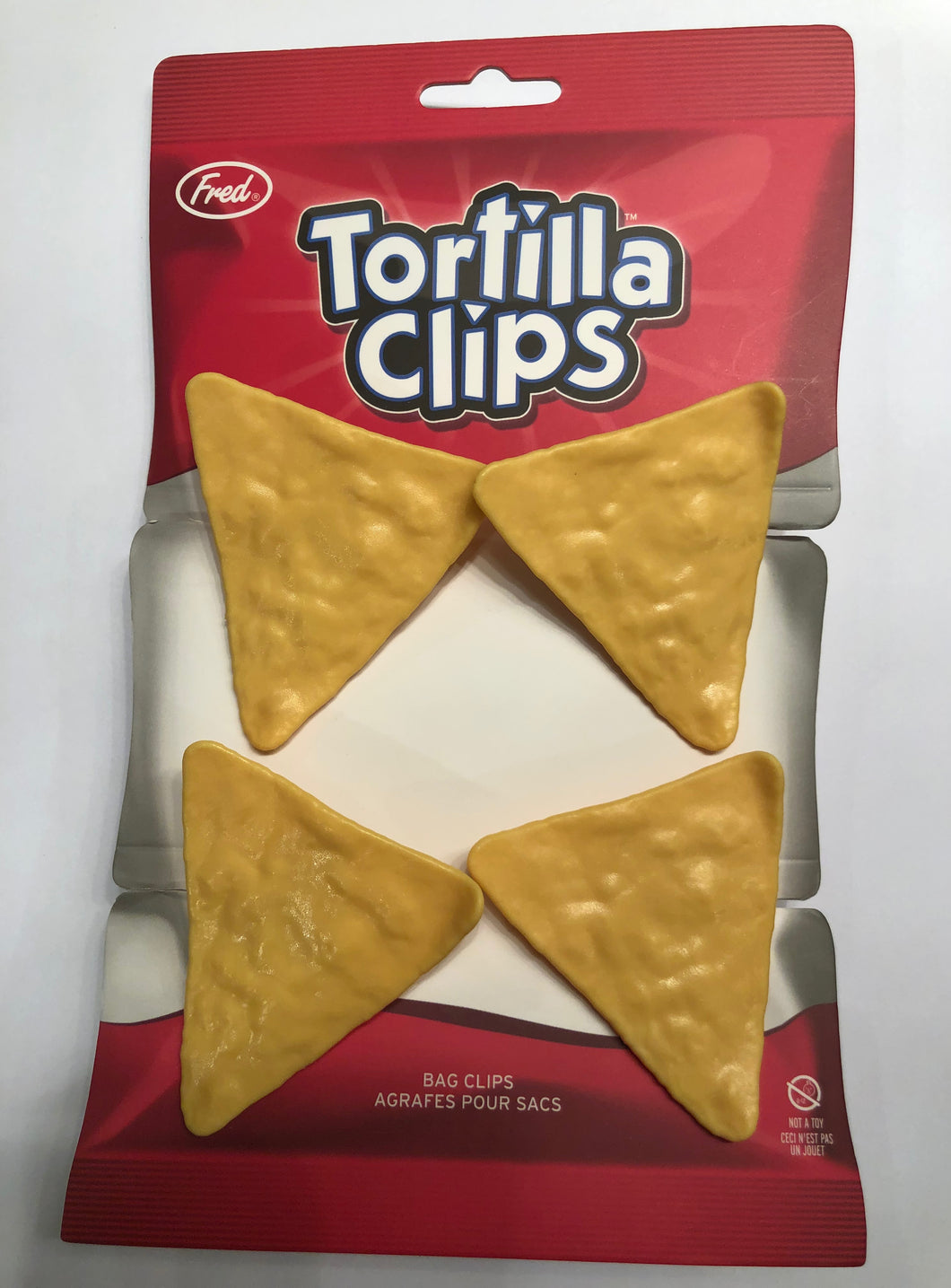 Bag Clips: Tortilla Clips by Fred