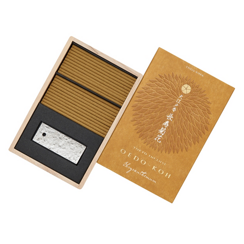Japanese Incense Nippon Kodo Oedo-Koh -  Chrysanthemum