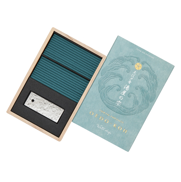 Japanese Incense Nippon Kodo Oedo-Koh -  Water Drop