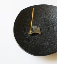 Load image into Gallery viewer, Incense Holder - Ginkgo Leaf