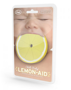 Chill, Baby - Lemon-Aid Teether by Fred