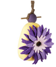 Load image into Gallery viewer, HANDMADE BIRDHOUSE: Dahlia by dZi Handmade Designs
