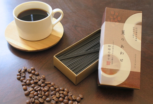 Japanese Incense Aroma Bliss -  COFFEE