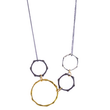 Load image into Gallery viewer, Mabel Chong: MODERN BAMBOO NECKLACE