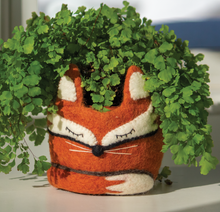 Load image into Gallery viewer, FELT PLANTER: Fox