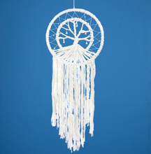 Load image into Gallery viewer, Handmade Dreamcatcher: TREE OF LIFE