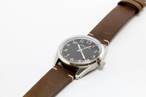 The Burrard - Matte Black