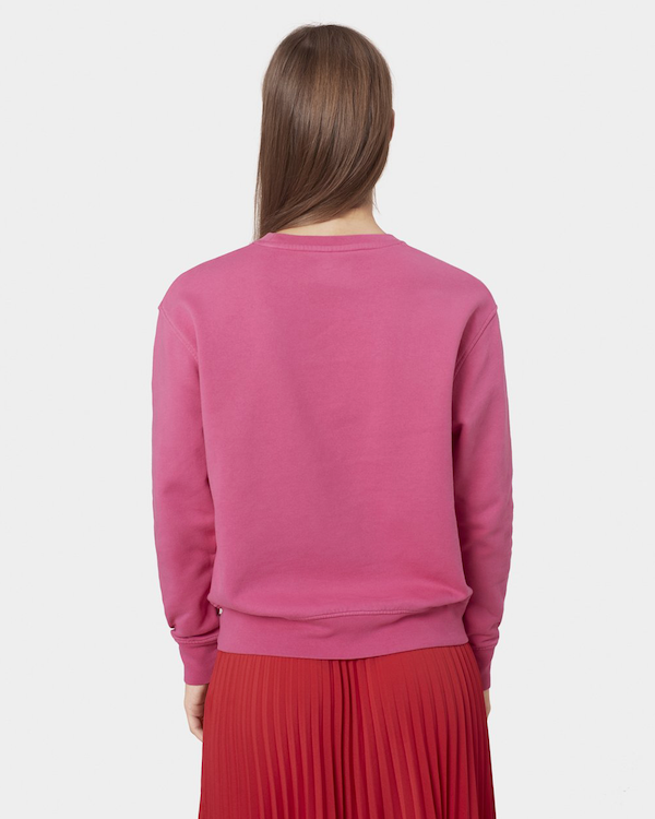 Colorful Standard Ladies Sweatshirt back view