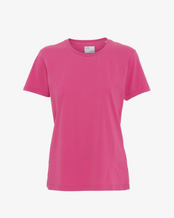 Colorful Standard Women's T-shirt Bubblegum Pink