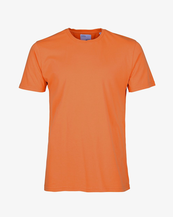 Colorful Standard Women's T-shirt Burned Orange