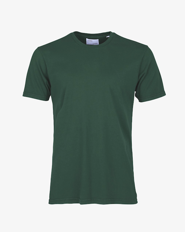 Colorful Standard Women's T-shirt Emerald Green