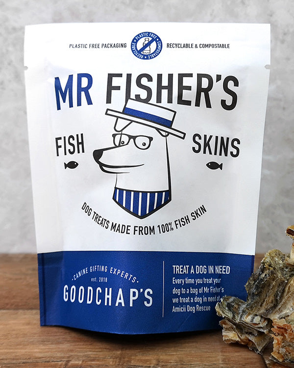 MR FISHER'S FISH SKINS BY GOODCHAPS