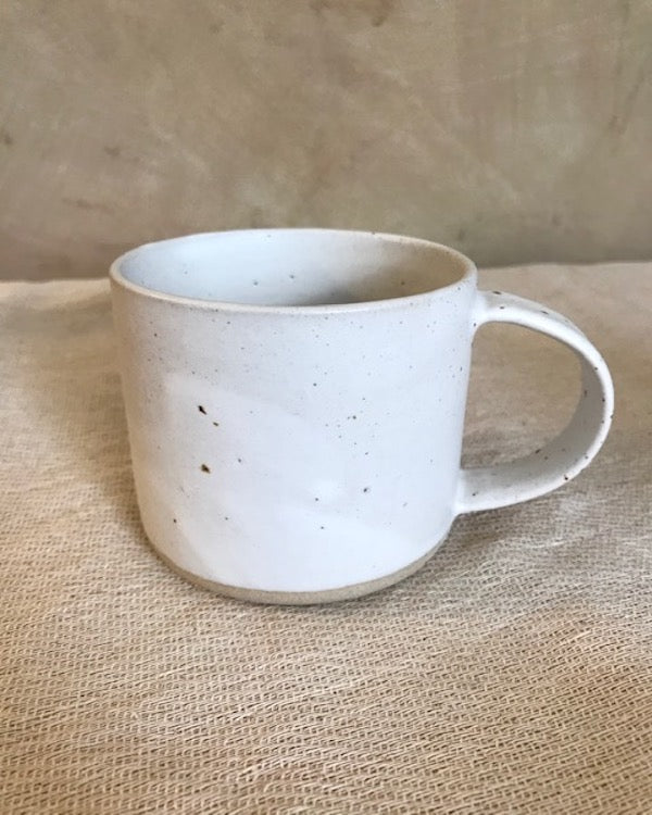 HOMEFOLK CERAMICS FRECKLED MUG