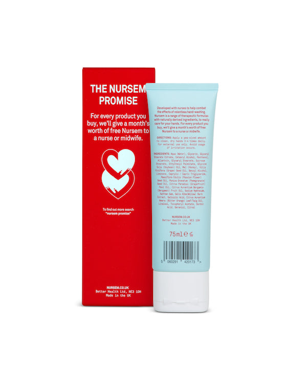 Nursem caring handcream 75ml promise