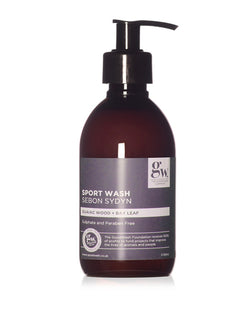 GOODWASH GUAIAC, BAY LEAF & GERANIUM SPORTS WASH