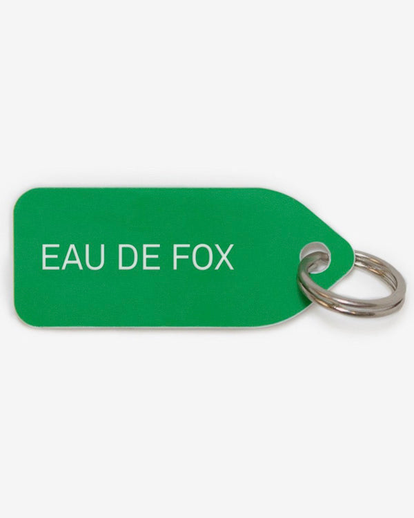 GROWLEES DOG COLLAR CHARM - EAU DE FOX