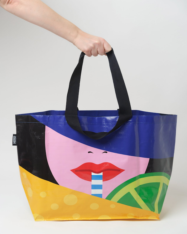 HERD TOTE BAG 'THE DOLCE VITA'