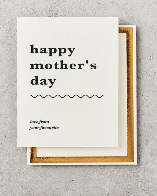 KATIE LEAMON - HAPPY MOTHER'S DAY CARD