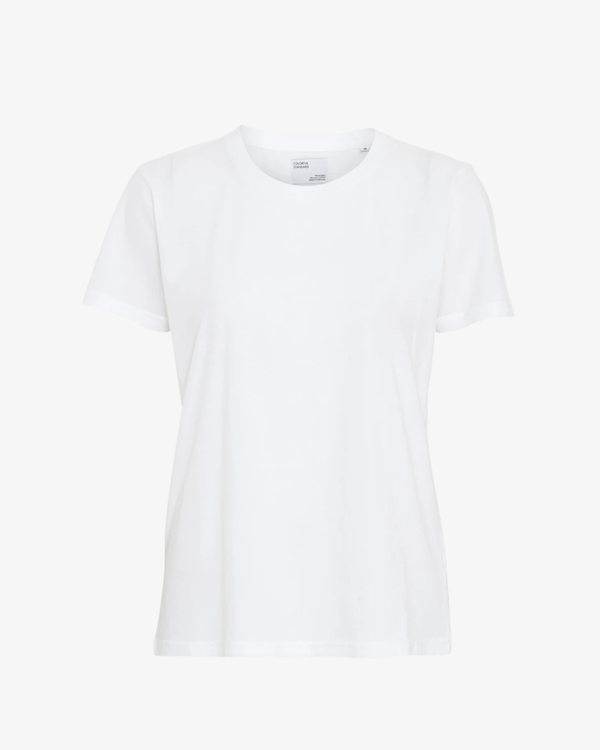 COLORFUL STANDARD WOMEN'S ORGANIC T-SHIRT OPTICAL WHITE