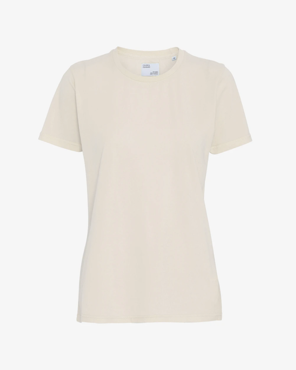 Colorful Standard Women's Organic T-shirt Ivory White