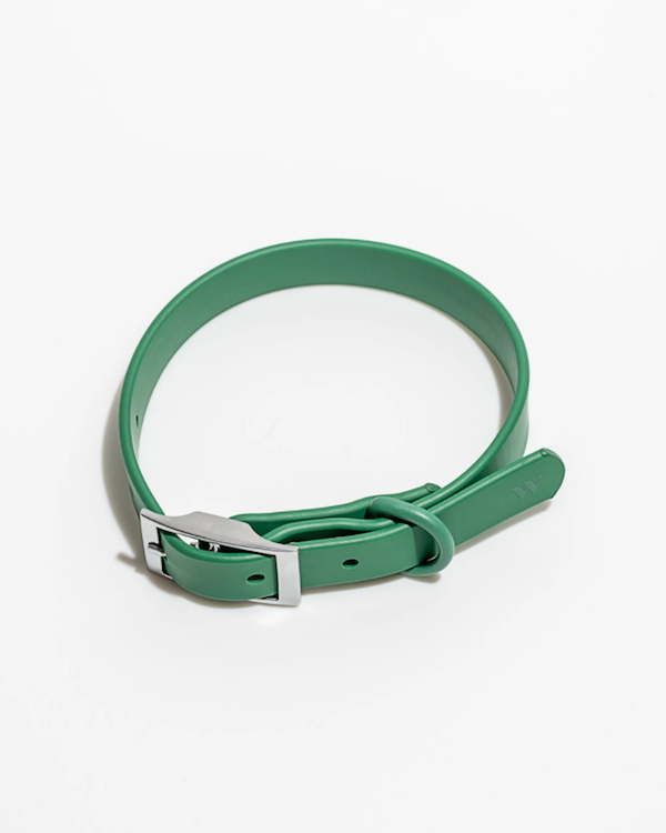 WILD ONE WATERPROOF COLLAR SPRUCE GREEN