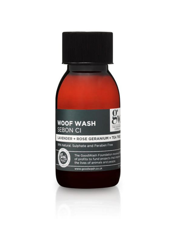 GOODWASH WOOFWASH DOG WASH