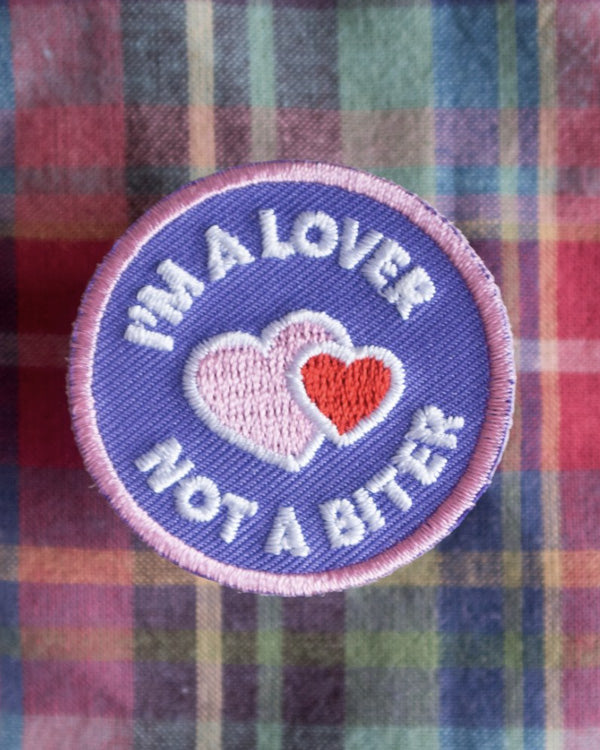 SCOUT'S HONOUR LOVER NOT A BITER MERIT BADGE
